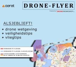 tips drone vliegen