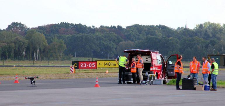 Opening Space53, Testcentrum voor Drones in Twente