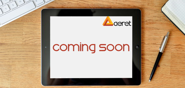 Nieuwe Website Aeret Online