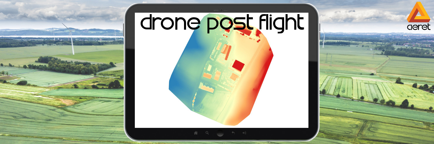 Drone Post Flight: Digital Elevation Model, Demo [2]