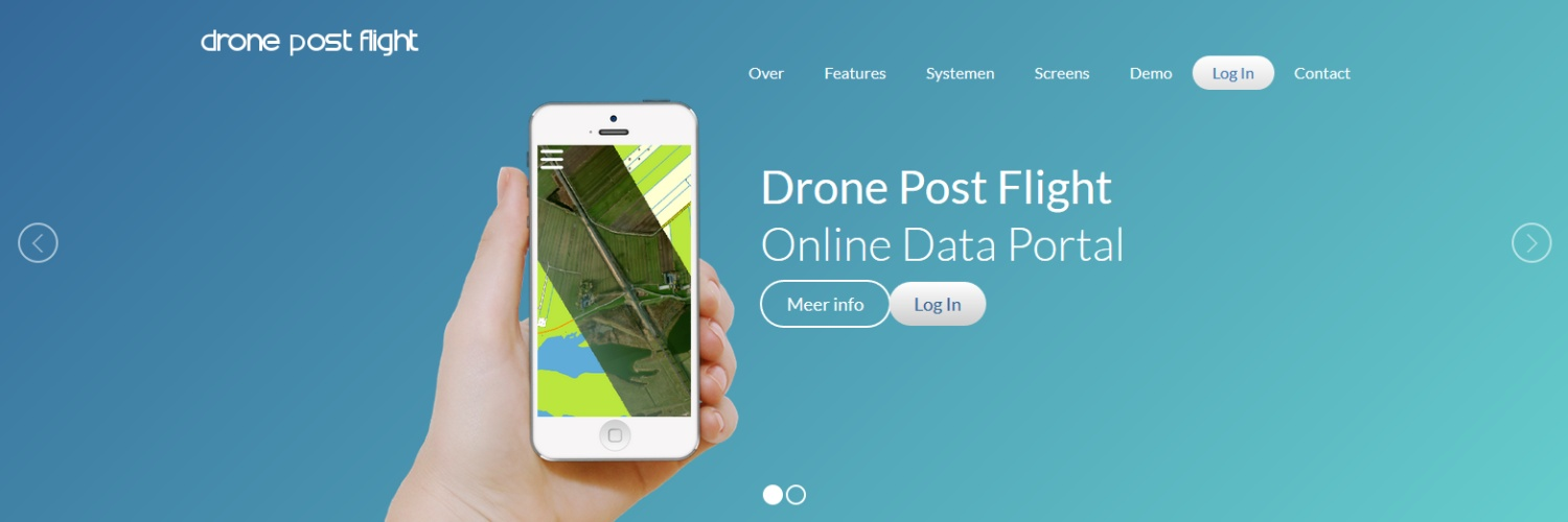 Coming Soon: Drone Post Flight Portal