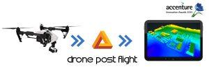 Accenture Innovation Awards: Drone Post Flight