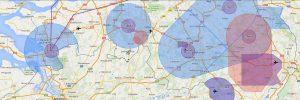 Drone Pre Flight kaart 15.000 keer gebruikt