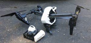 Rapport Voorvallen Drones 2016