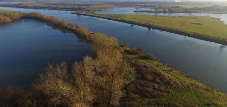 Aftrap Drone-Project in samenwerking met Rijkswaterstaat