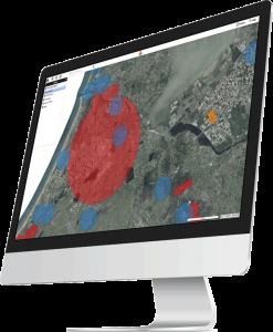 drone preflight pro luchtruim kaart no fly zones