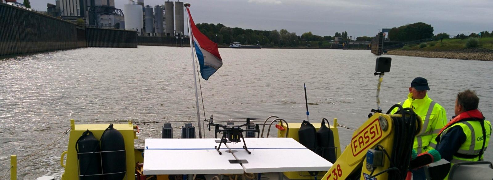 Rijkswaterstaat Drone Challenge 2018