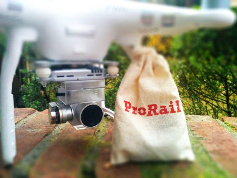 aeret drone prorail