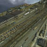 aeret prorail 3d pointcloud spoor station