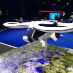 Amsterdam Drone Week Airbus passenger drone