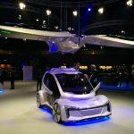 Amsterdan Drone Week Popup Audi Airbus VTOL