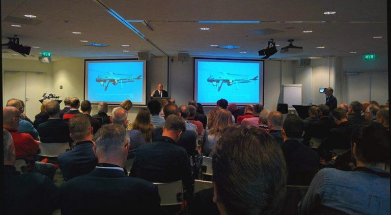 kennisbijeenkomst drones europe