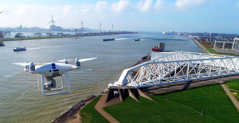 nominatie rijkswaterstaat smart patrol drones computable award 2019