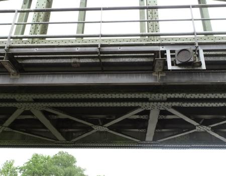 aeret brug inspectie drone kunstwerk onderkant