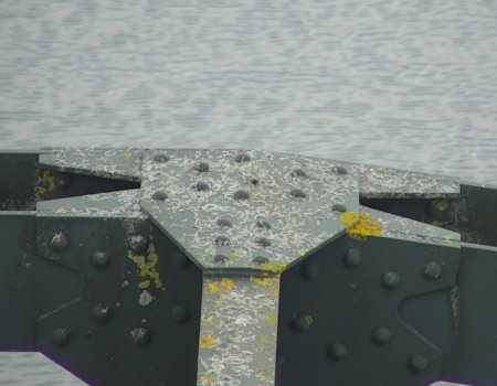 aeret drone brug inspectie kunstwerk zoom 30x zoom detail