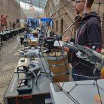 landelijke drone en datadag 2019 droneland mavic 2 kooi aeret