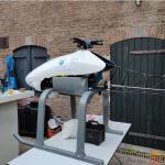 GeoVerde Drone helikopter 17 kg
