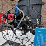 landelijke drone en datadag 2019 skytools elios 2 inspectiedrone aeret