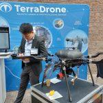 landelijke drone en datadag 2019 terradrone brandstof aeret