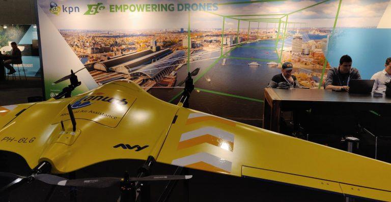 anwb avy medische drone amsterdam drone week 2019 adw19