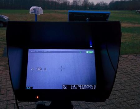dronexpert weidevogel nesten thermische camera warmtebeeld locatie gps