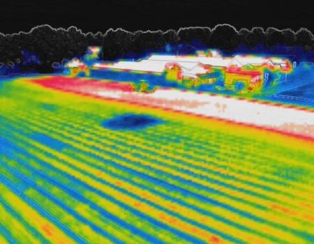 photo2gis thermal image thermische camera gps locatie kaart coordinaten