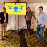 drone2go rijkswaterstaat airhub mapture aeret 14 juli 2020 nijmegen