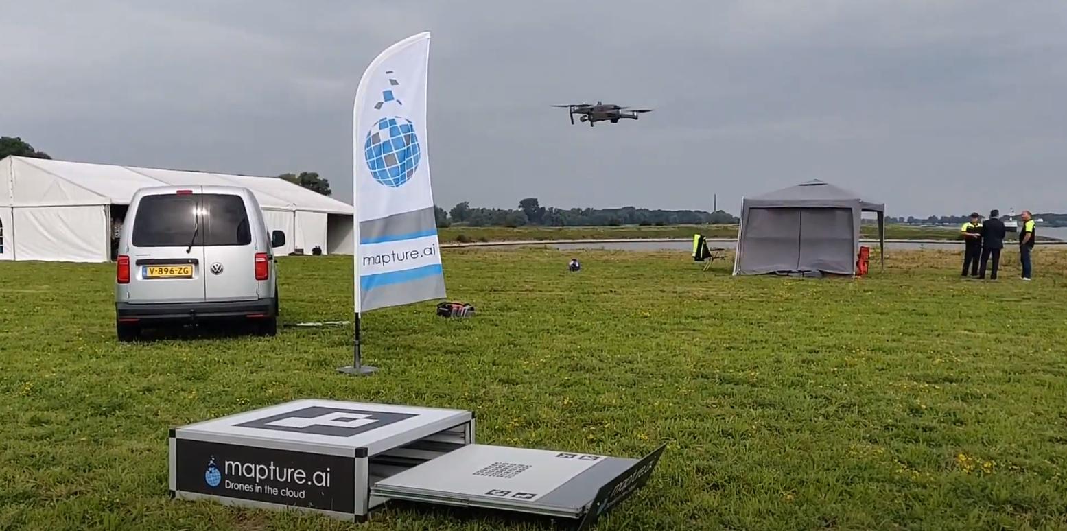 Demodag Drone2Go – DroneBox