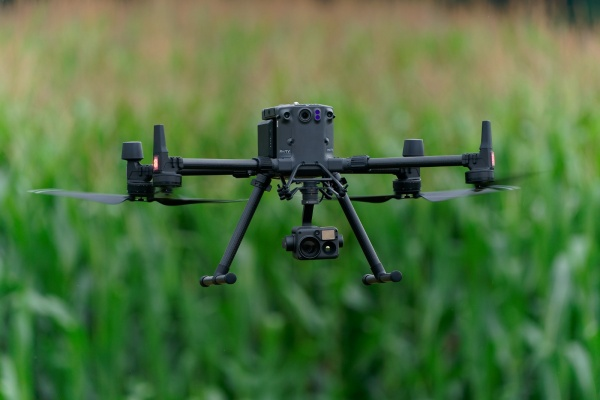 aeret drone verwerking mapping dji m300 rtk 600px