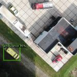 drone2go aeret mapture aurea imaging beeldherkenning AI ML vision ambulance luchtfoto drone2go