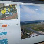 drone2go drone dynamische vluchtplanning 3d hoogtekaart notam obstakels aeret airhub mapture