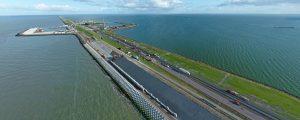Drone Inspectie Afsluitdijk Levvel Blokken