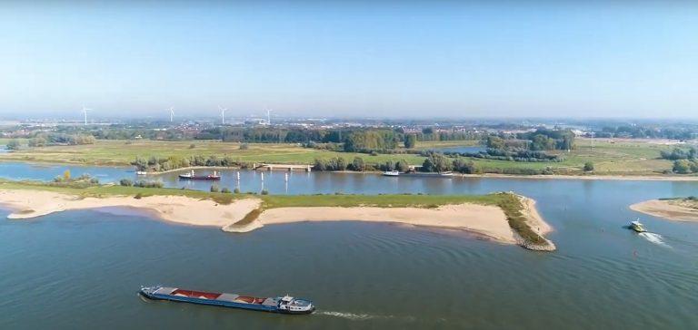 rijkswaterstaat opening praktijkgebied oefengebied drones 23 november 2020 nijmegen