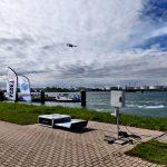 aeret mapture drone inspectie dronebox havenbedrijf rotterdam rijkswaterstaat gemengd afmeren