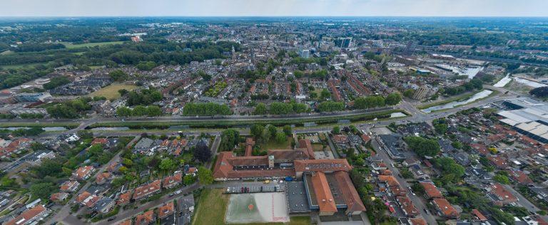 geo360 panoramabeelden drone luchtfoto in gis kaart hd 360 graden fotografie